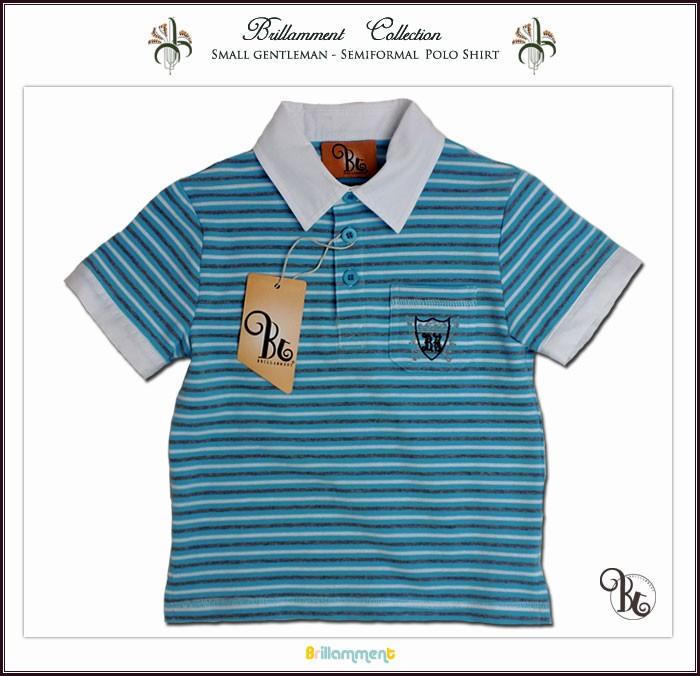 b4abd213c4634 子供服アドゥラブル -  子供服 英国の王子様 白シャツ襟 ブランドロゴ ...